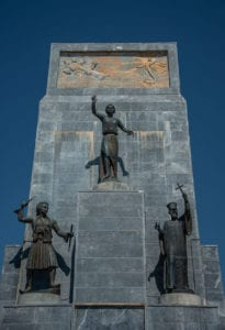 Monument of Heroes of 1821 - Kalavryta