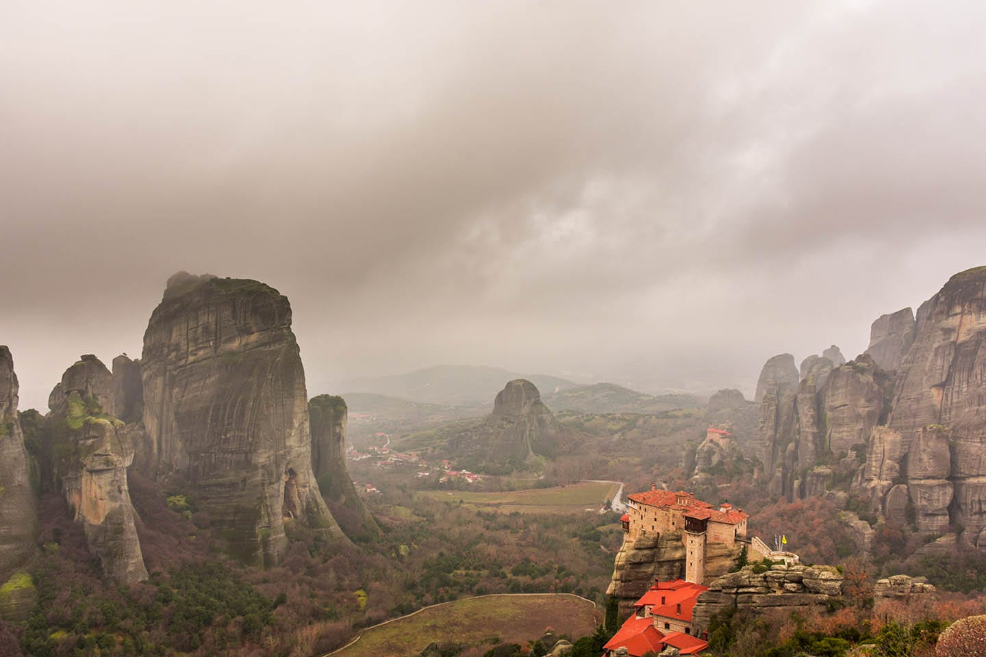 Meteora - Greece - The Glam Nomad